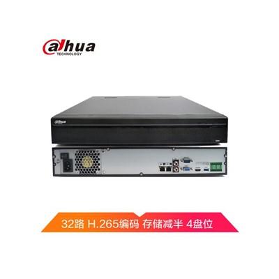 大华监控硬盘录像机 32路网络硬盘录像机 4K高清H.265监控主机 双网口 DH-NVR4432-HDS2
