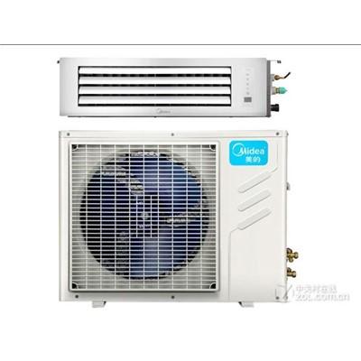 美的(Midea)KFR-26T2W/BP2N1 吸顶式空调 1.0P 额定制冷量2.6KW 额定制热量3.5KW 风量600m³/h (含安装、辅材)